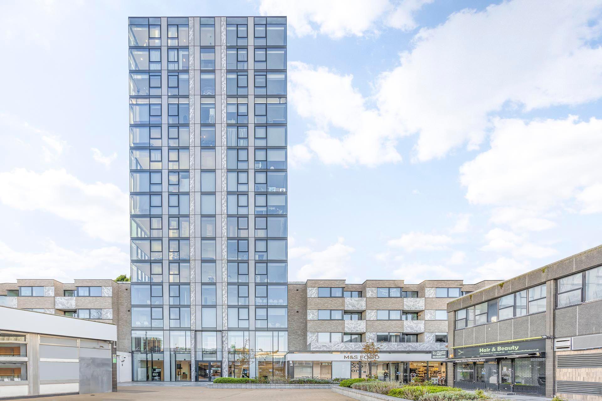 London flats to rent Vonder Hill 1