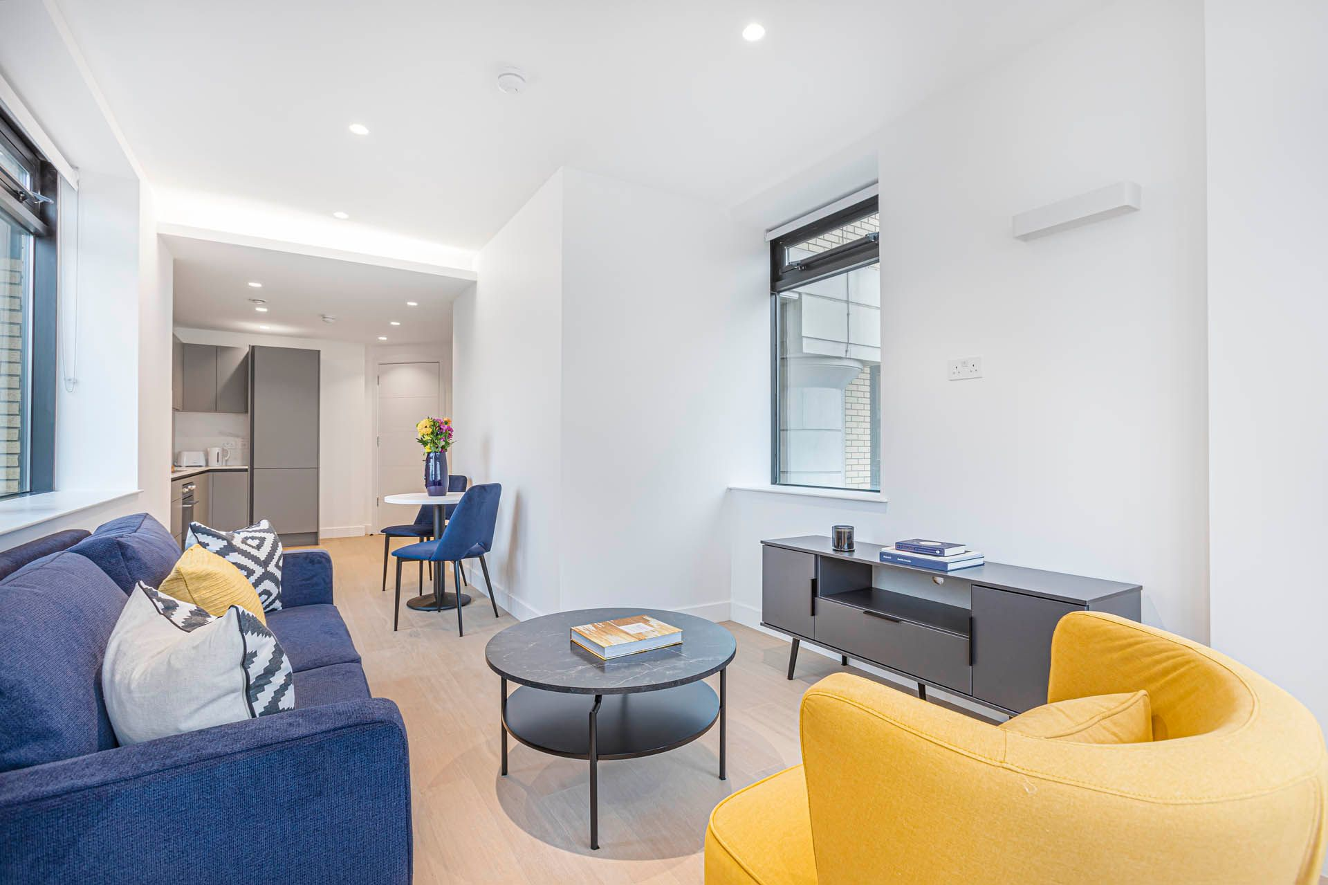 1 Bedroom apartment to rent in London SKI-VH-0034