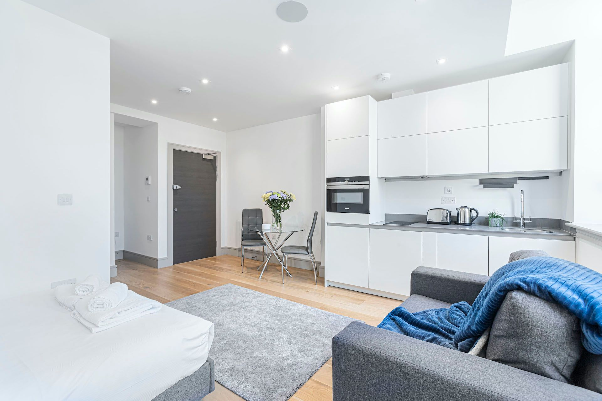 Studio apartment to rent in London ZEN-ZH-0009