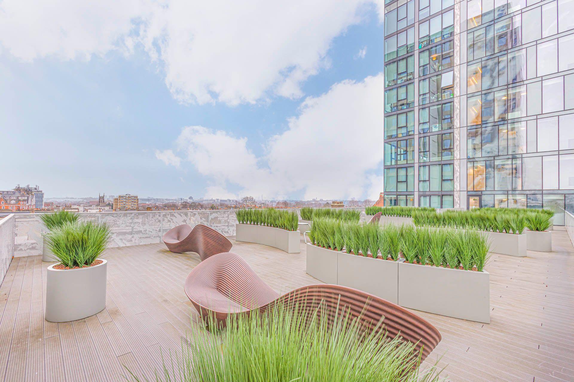 London flats to rent Vonder Hill 9