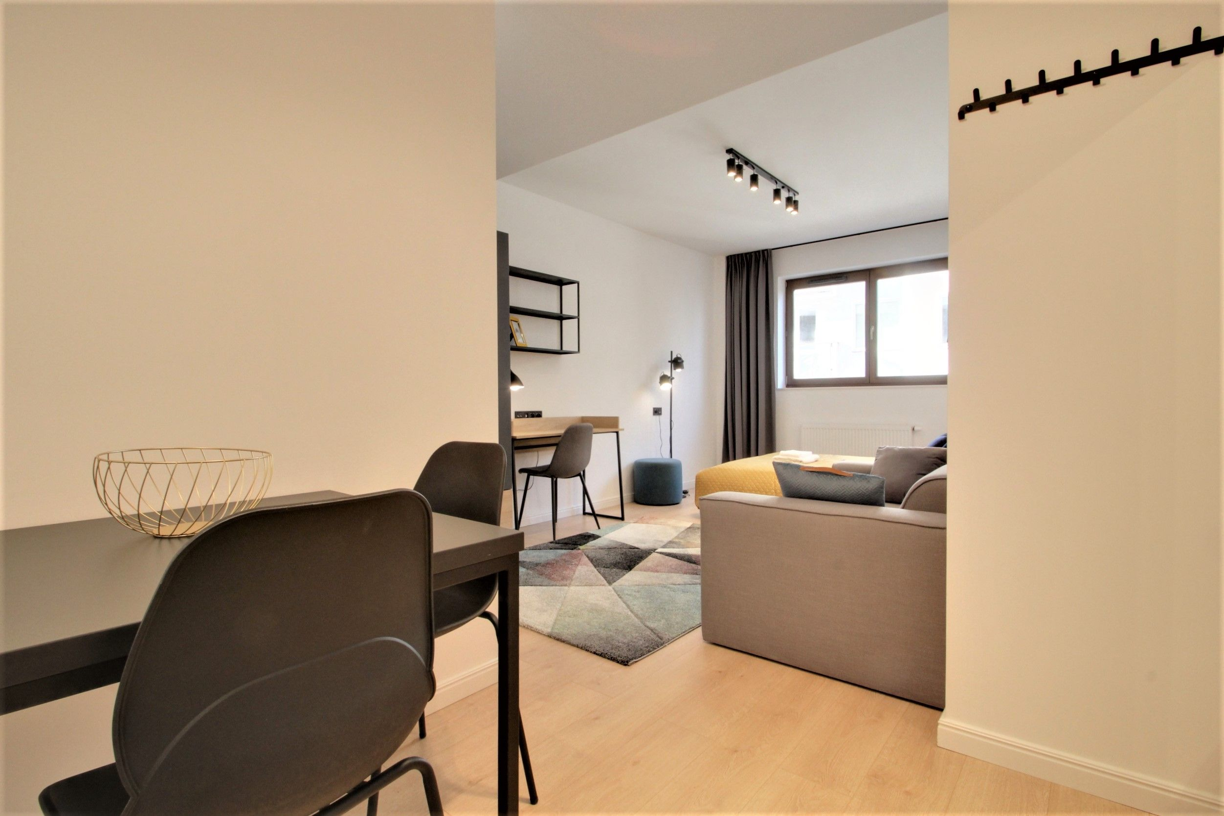 Studio - Small apartment to rent in Warsaw UPR-A-012-1