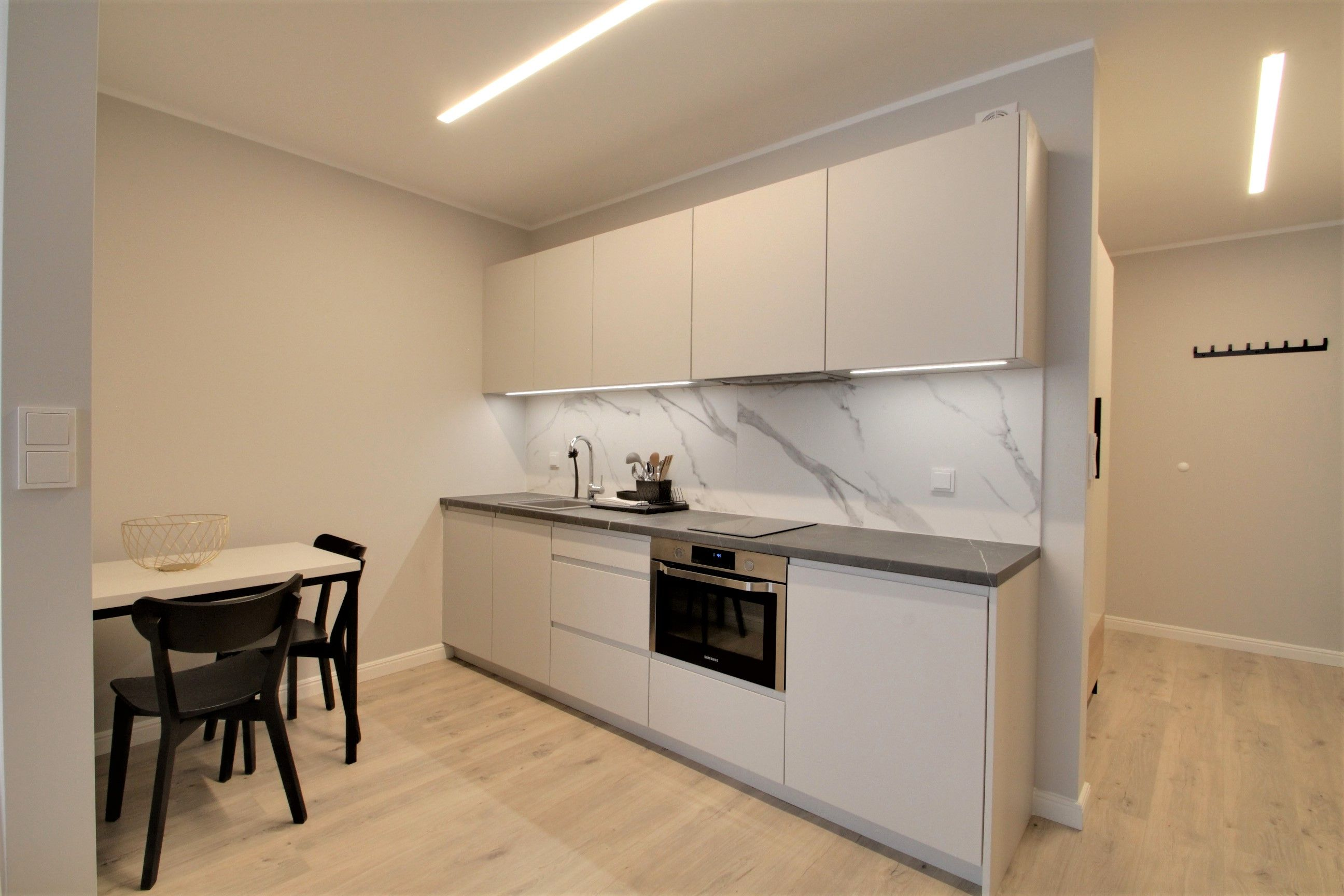Studio - Medium apartment to rent in Warsaw UPR-A-037-2