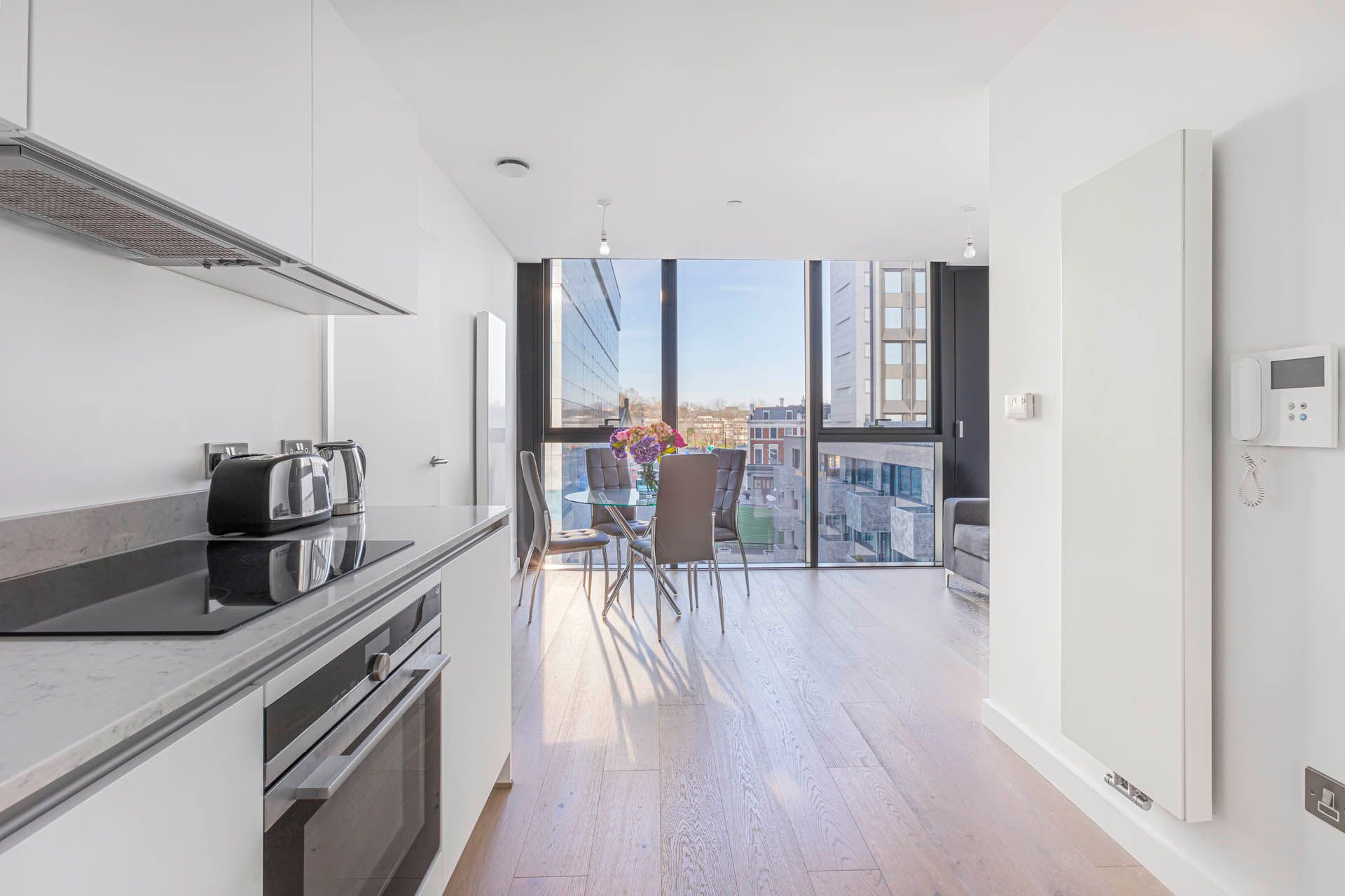 1 Bedroom apartment to rent in London HIL-HH-0406