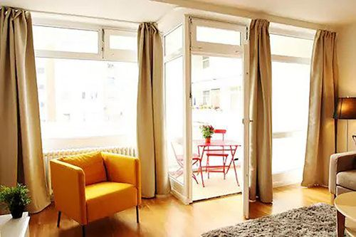 1 Bedroom - Large apartment to rent in Berlin BILE-LE95-5107-0