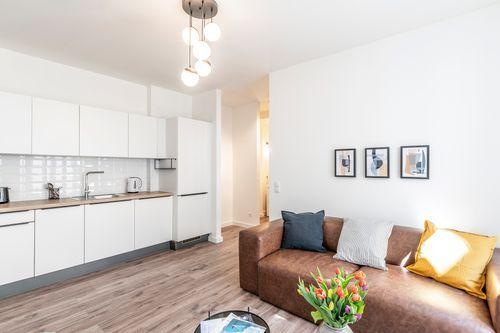 1 Bedroom - Medium apartment to rent in Berlin KURF-KURF-1113-0