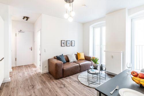 1 Bedroom - Medium apartment to rent in Berlin KURF-KURF-4444-0