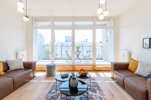 Private Room - Large apartment to rent in Berlin KURF-KURF-5551-0