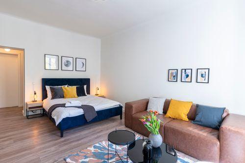 Private Room - Medium apartment to rent in Berlin KURF-KURF-4442-1