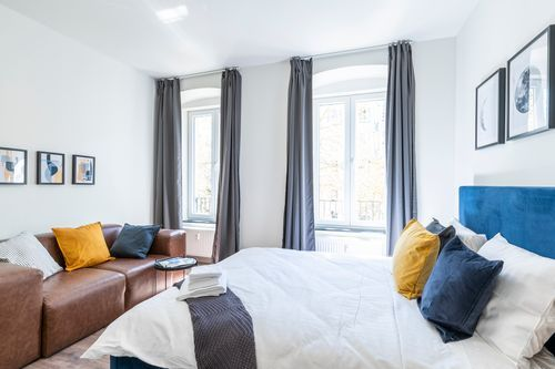 Private Room - Small apartment to rent in Berlin KURF-KURF-1111-1