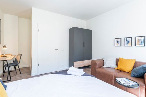 Private Room - Small apartment to rent in Berlin KURF-KURF-2221-1