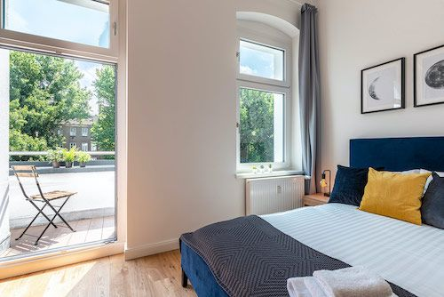 Private Room - Medium apartment to rent in Berlin STRA-MARK-3331-3