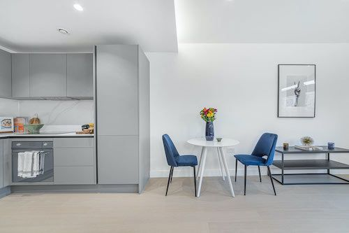 1 Bedroom apartment to rent in London SKI-VH-0002