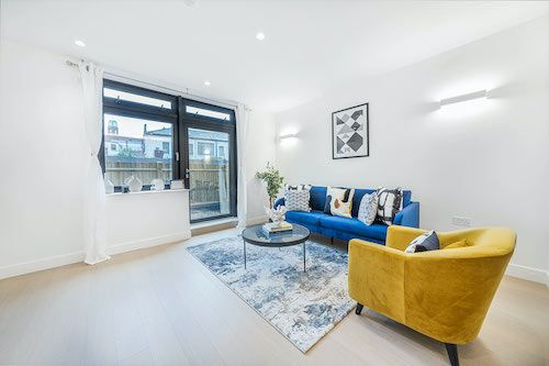 1 Bedroom apartment to rent in London SKI-VH-0009