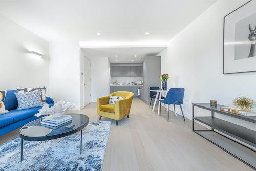 1 Bedroom apartment to rent in London SKI-VH-0013