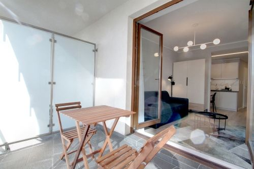 Studio - Small apartment to rent in Warsaw UPR-A-009-3