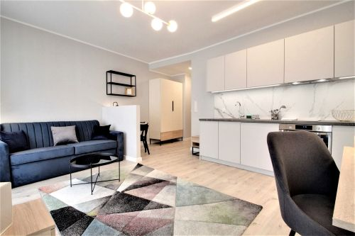 Studio - Small apartment to rent in Warsaw UPR-A-016-2