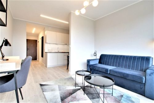 Studio - Small apartment to rent in Warsaw UPR-A-025-1