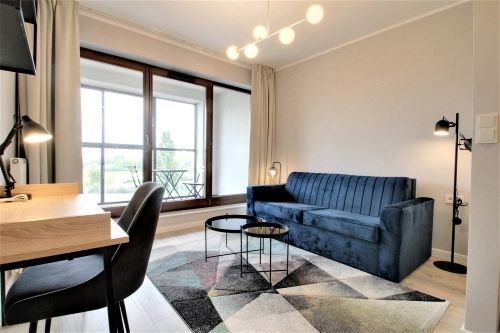 Studio - Small apartment to rent in Warsaw UPR-A-037-1
