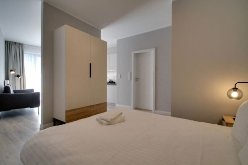 Studio - Medium apartment to rent in Warsaw UPR-A-040-1