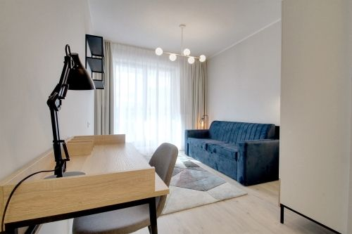 Studio - Small apartment to rent in Warsaw UPR-A-040-3