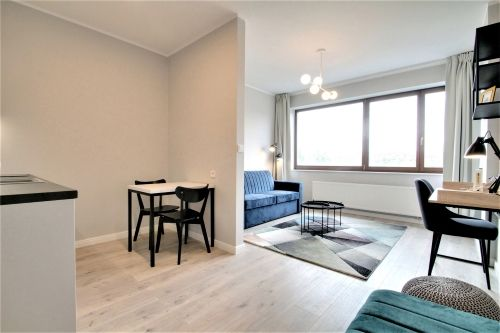 Studio - Small apartment to rent in Warsaw UPR-A-049-1