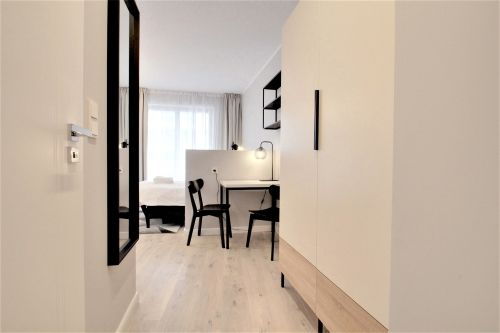 Studio - Small apartment to rent in Warsaw UPR-A-052-2