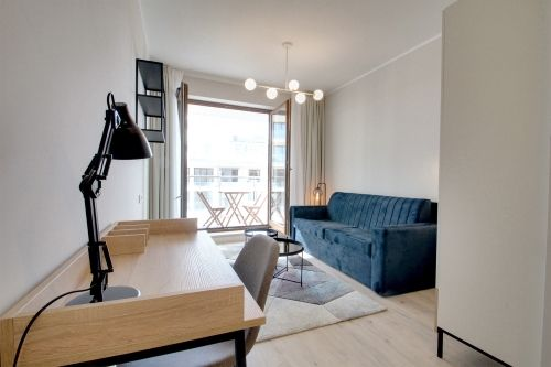 Studio - Small apartment to rent in Warsaw UPR-A-052-3