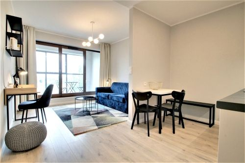 Studio - Small apartment to rent in Warsaw UPR-A-061-1