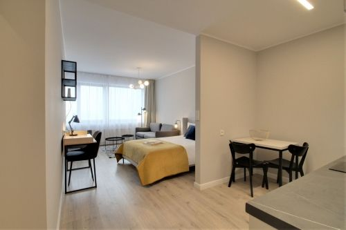 Studio - Medium apartment to rent in Warsaw UPR-A-061-2