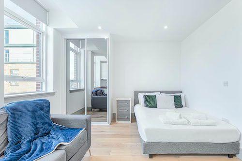 Studio apartment to rent in London ZEN-ZH-0034