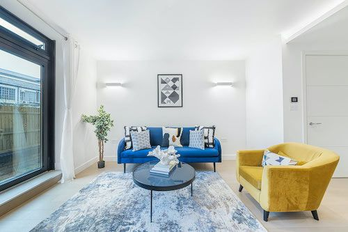 1 Bedroom apartment to rent in London SKI-FH-0002