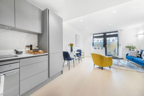 1 Bedroom apartment to rent in London SKI-FH-0008