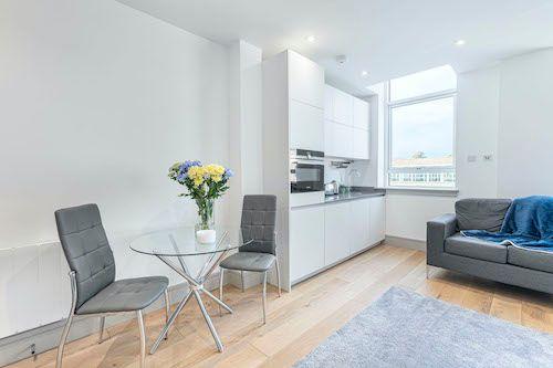Studio apartment to rent in London ZEN-ZH-0091