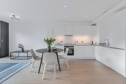 Studio apartment to rent in London HIL-HH-0201