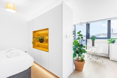 Studio apartment to rent in London HIL-HH-0300
