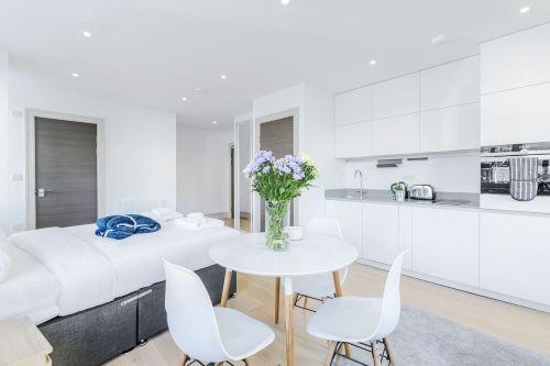 Studio apartment to rent in London FIN-FL-0030