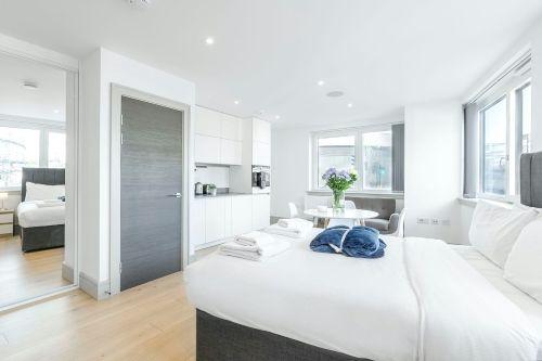 Studio apartment to rent in London FIN-FL-0052