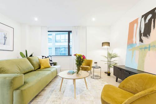 1 Bedroom apartment to rent in London SHO-RO-0034
