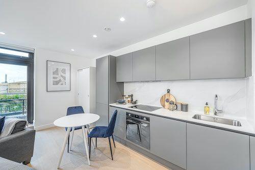 Studio apartment to rent in London SKI-VH-0024