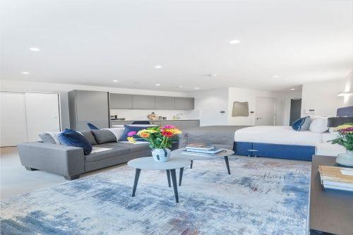 Studio apartment to rent in London SKI-FH-0060