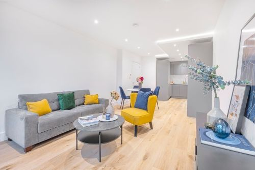 1 Bedroom apartment to rent in London SK3-VH-0067