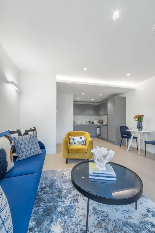 1 Bedroom apartment to rent in London SKI-VH-0044