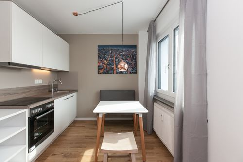 1 Bedroom - Small apartment to rent in Berlin KOEP-KOEP-0506-0