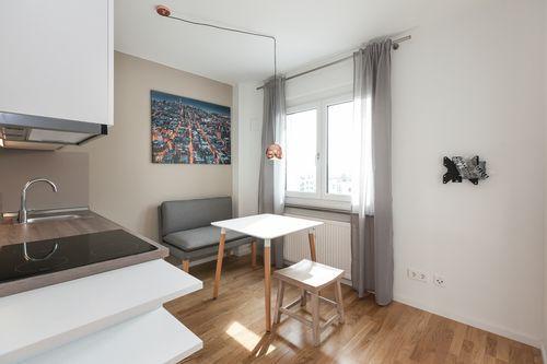 1 Bedroom - Small apartment to rent in Berlin KOEP-KOEP-0711-0