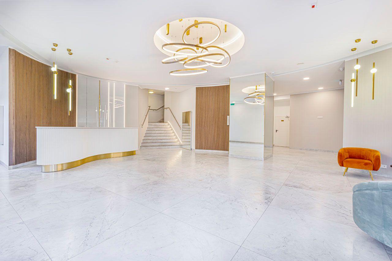 Warsaw flats to rent Vonder UpRiver 5