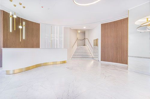 Warsaw flats to rent Vonder UpRiver 3