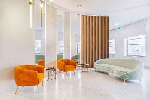 Warsaw flats to rent Vonder UpRiver 6