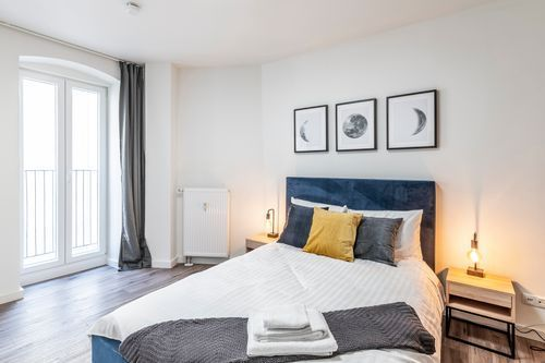 1 Bedroom - Medium apartment to rent in Berlin KURF-KURF-1114-0