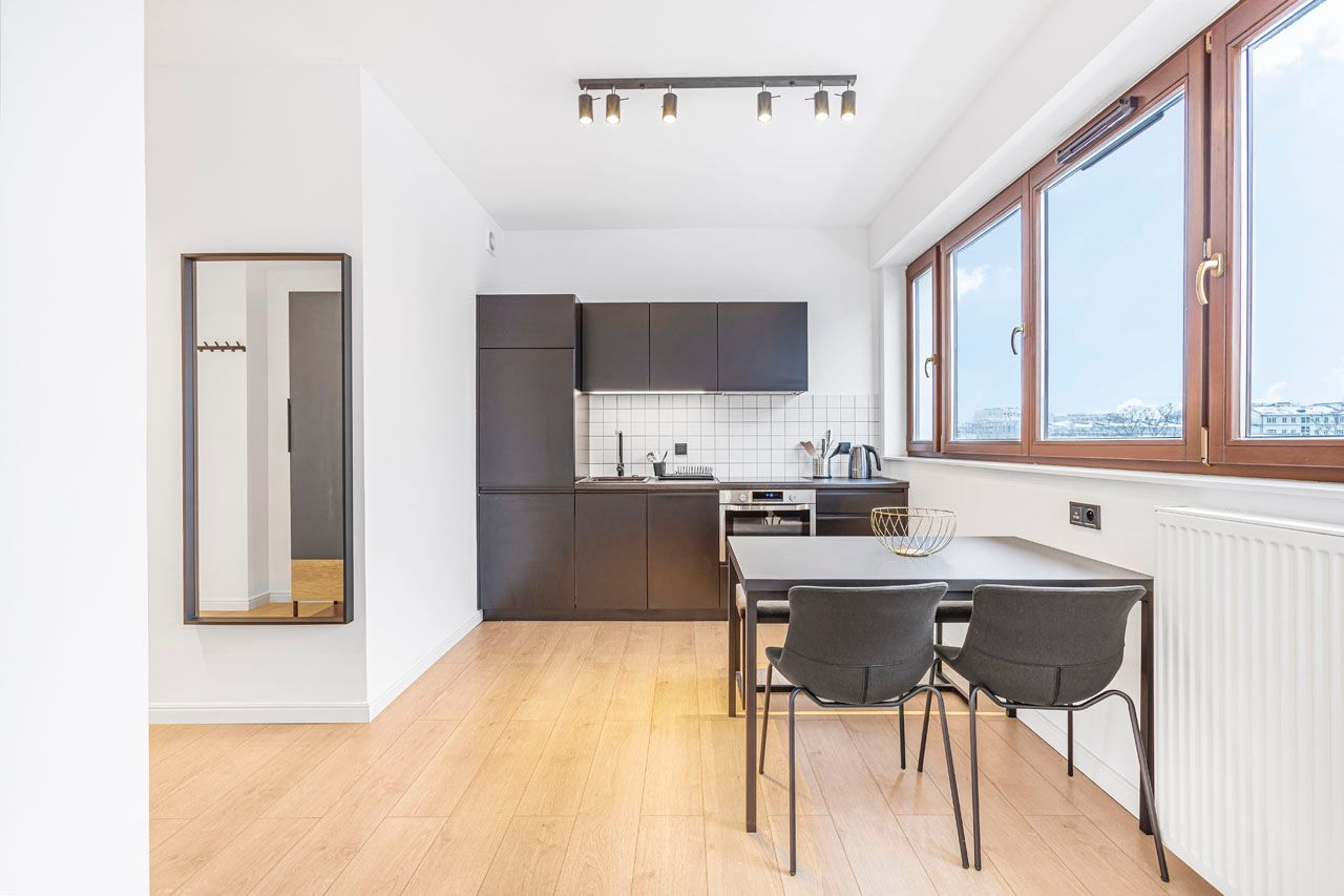 Studio - Large apartment to rent in Warsaw UPR-A-042-1