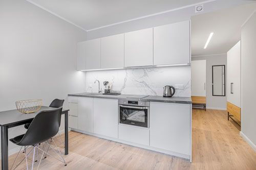 Studio - Medium apartment to rent in Warsaw UPR-A-089-4